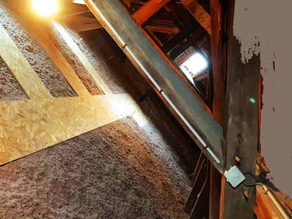 Isolation de combles, toitures et planchers bas à 0 €